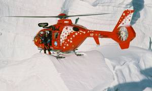 Aviation Partners - Airbus Helicopters H135 (previously Eurocopter EC135) Snowlanding