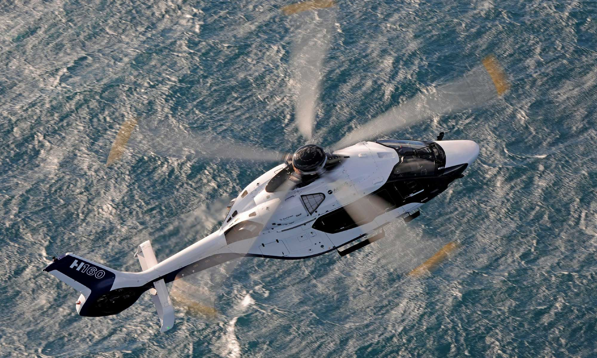 Aviation Partners - Airbus Helicopters H160 (previously Eurocopter)