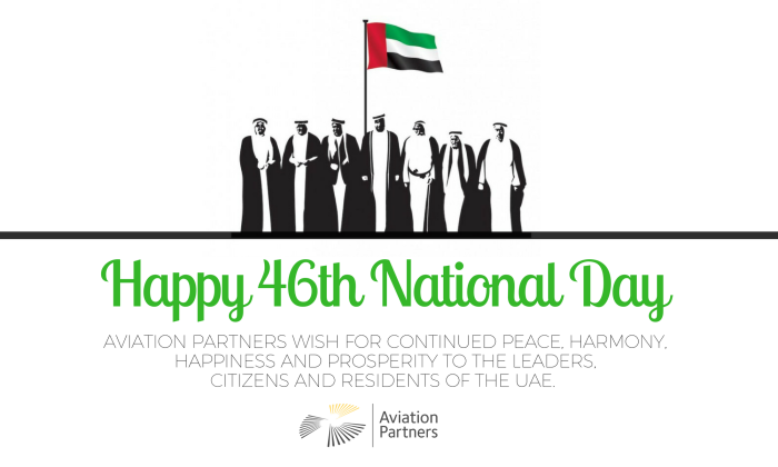 Aviation Partners -Happy 46th National Day