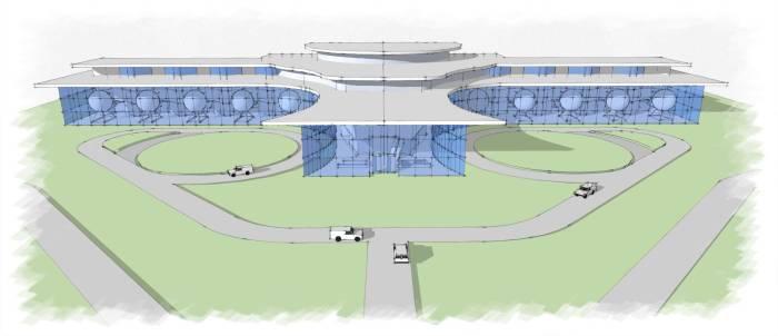 Aviation Partners - Illustrative Design Development of HeliAcademy